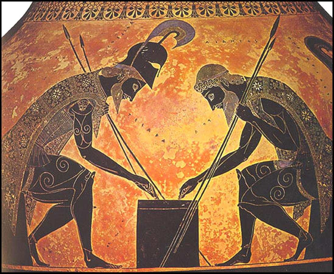 codes of honor in the illiad The concept of fate in the iliad is a complex one, fate being predestined or foreseen events out of our individual control honor in the iliad.
