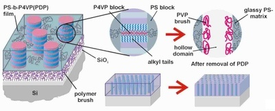Polymer Membranes and Templates